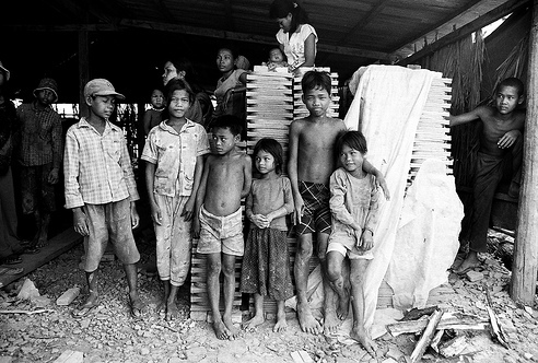Forced labor children Cambodia