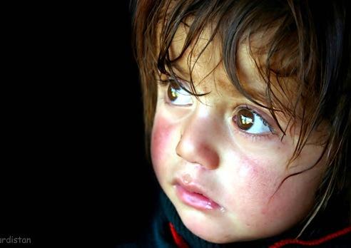 Kurdistan girl