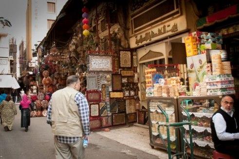 Cairo, Egypt market