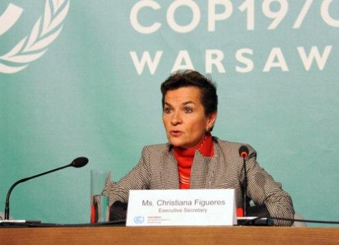 UNFCCC Secretary Director Christiana Figueres