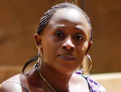 Congolese journalist Caddy Adzuba Furaha