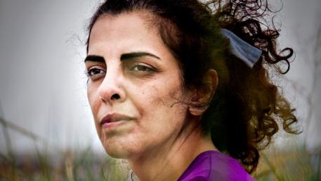 Iranian woman rights defender Parvin Ardalan