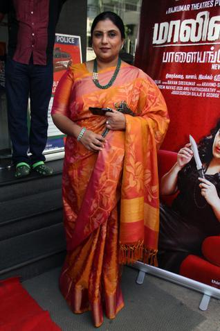 Actor-director Sri Priya