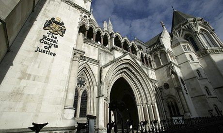 UK Royal Courts of Justice