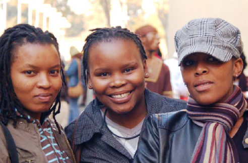 LGBT youth South Africa
