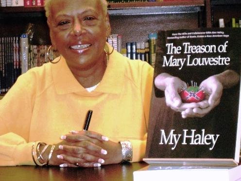 Author My Haley
