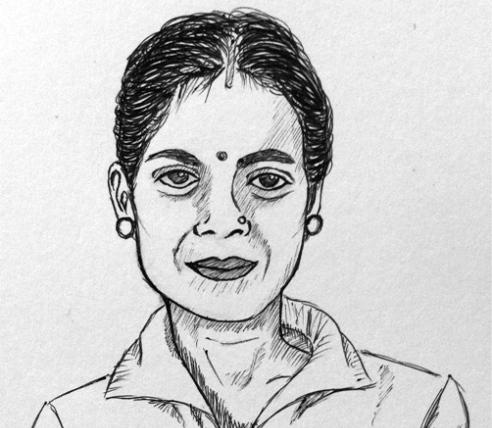 Nepali woman radio producer Sanju Kumari Das