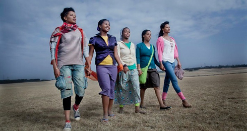 Ethiopian Girl Group, Yenya