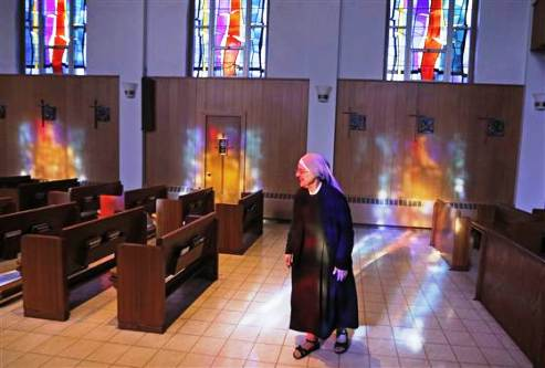Little Sisters of the Poor Chapel