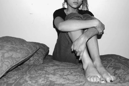 Girl child forced prostitute