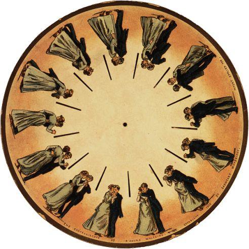 1893 illustration by artist Eadweard Muybridges