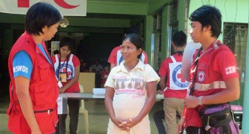 IFRC money relief Philippines