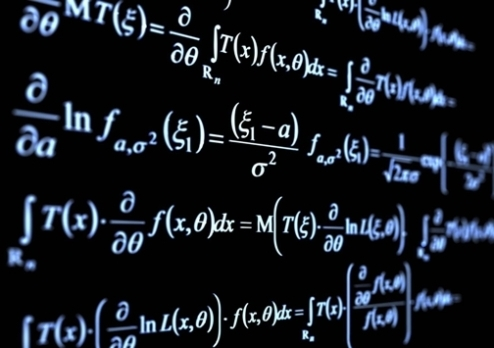 Mathematical equations for physics