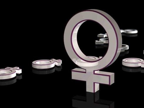 Women Gender sign