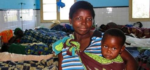 Women's obstetric fistula ward Beira Hosptial Mozambique