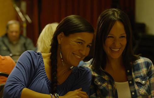 Sisters Janet and Elsie