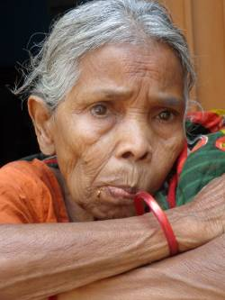 Bangledesh widow
