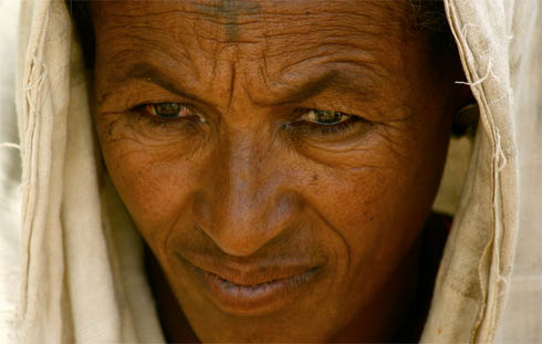 Woman from Northern Ethiopia
