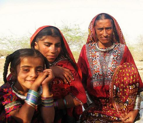 Women herders