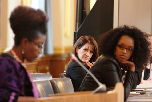 FGM and forced marriage panel UK