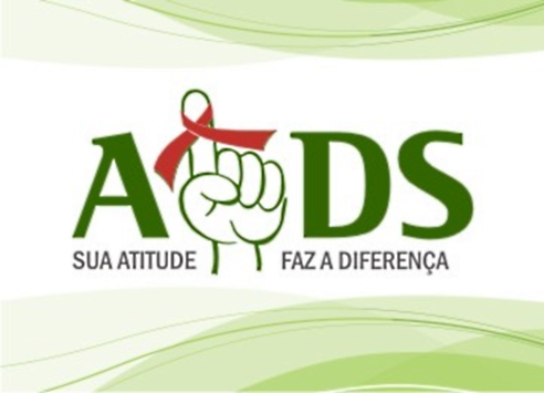 Central American AIDS banner