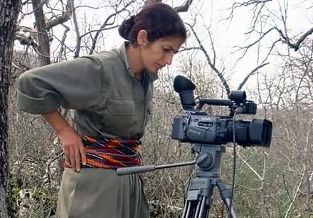 Journalist Dinez Firat