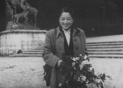He Zehui in 1946