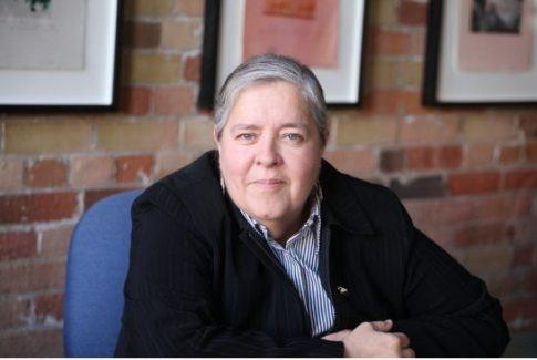 Canadian indigenous leader Sylvia Maracle