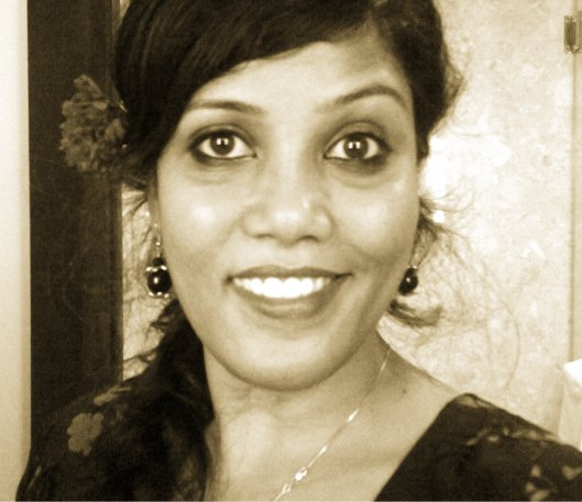 Stella Paul -India -headshot